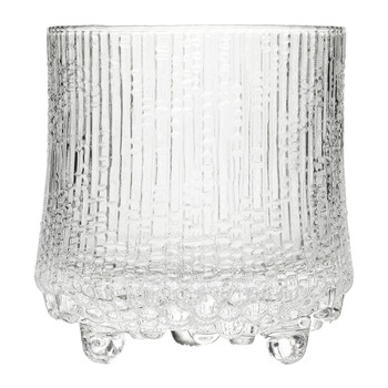 Ultima Thule Glass Tumblers - Set of 2 - Clear