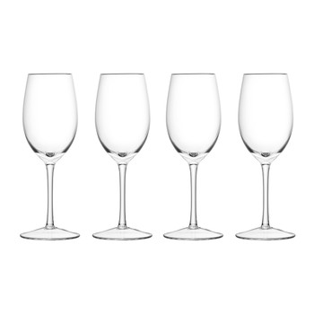 Wine White Glass Set of 4