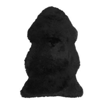 Beekman Sheepskin Rug - Black