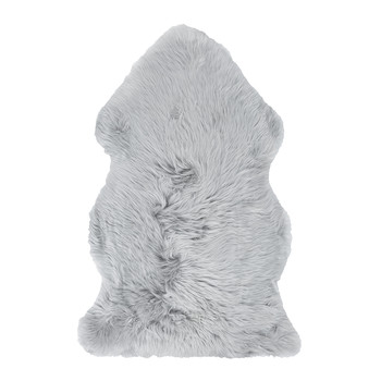 Beekman Sheepskin Rug - Light Grey
