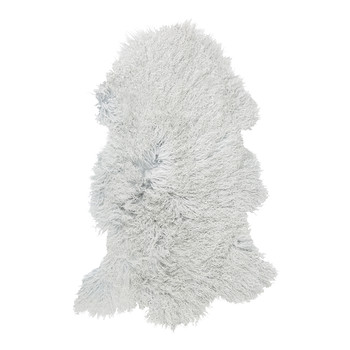 Fulton Sheepskin Rug - Light Gray