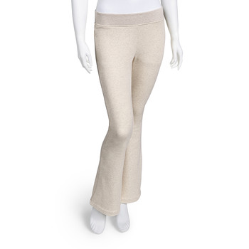 Women's Melody Lounge Trousers - Cream Heather