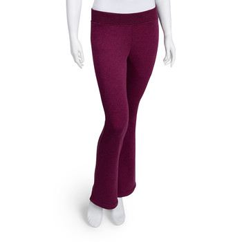 Women's Melody Lounge Trousers - Lonely Hearts Heather