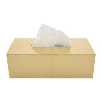 KB82 Tissue Box - Matt Gold