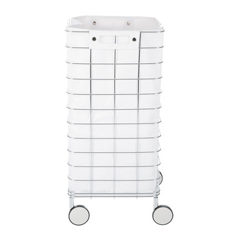 WR1 Laundry Trolley - White