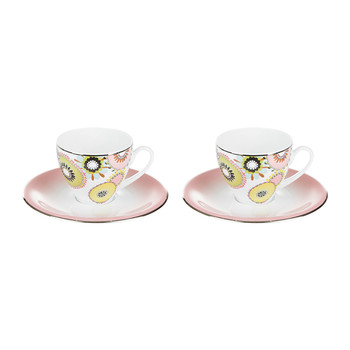 Margherita - Teetasse & Untertasse - (2er-Set)