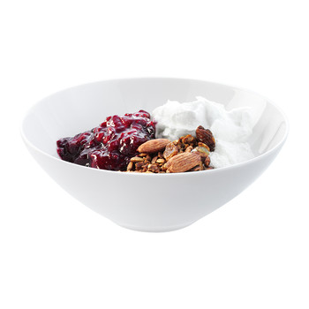Dine Coupe Cereal/Dessert Bowls - Set of 4 - 18cm