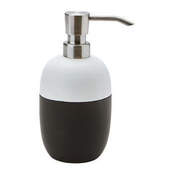 Gradient Soap Dispenser - Black