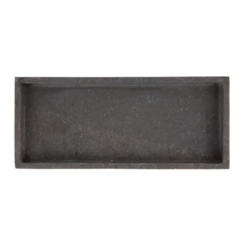 Hammam Tray - Dark Gray