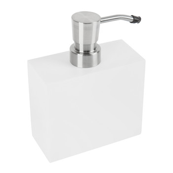 Moon Soap Dispenser - White