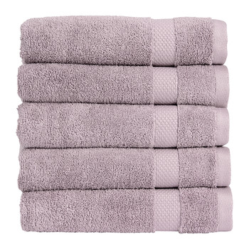 Bamford Towel - Elderberry