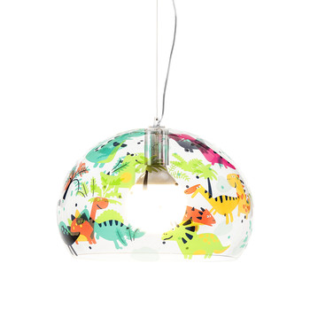 Children's FL/Y Ceiling Light - Dinosaur