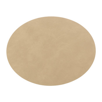 Table Mat Oval - Sand