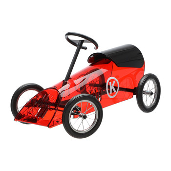 Children's Discovolante Toy Car - Red