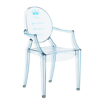 Children's Lou Lou Ghost Chair - Prince