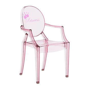 Children's Lou Lou Ghost Chair - Princess