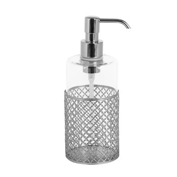 Firenze Soap Dispenser - Chrome