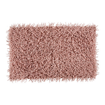 Taro Bath Mat - Blush