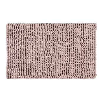 Luka Bath Mat - Dusty Pink - 60x100cm