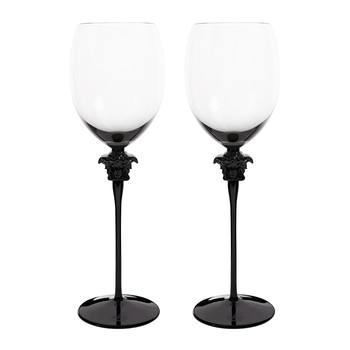 Medusa Lumiere Haze Red Wine Glasses - Set of 2