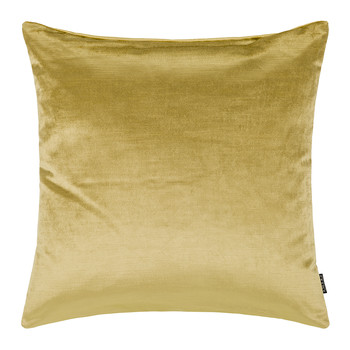 Cotton Velvet Cushion - 45x45cm - Honeybee