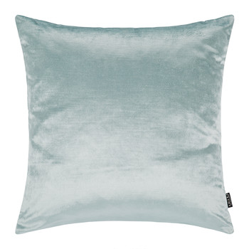 Cotton Velvet Cushion - 45x45cm - Jade