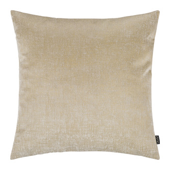 Eastnor Velvet Cushion - 50x50cm - Gold