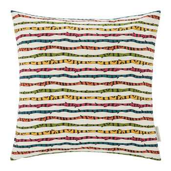 Sprig Stripe Cushion - 50x50cm
