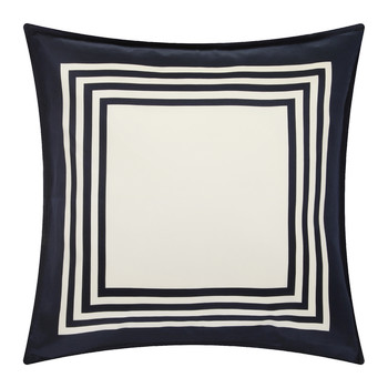 Kiera Cushion Cover - Navy - Navy