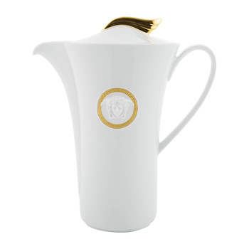 Medaillon Meandre d'Or Coffee Pot