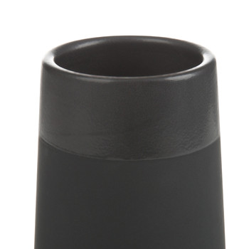 Opaco Toothbrush Holder - Black