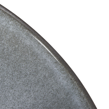 Tourron Serving Bowl - Grey