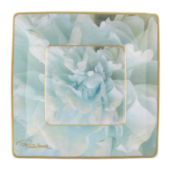 Eden - Square Tidy Tray - Blue