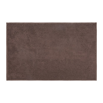 Super Soft Cotton 1650gsm Bath Mat - Coffee