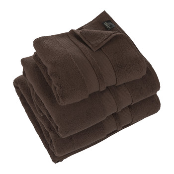 Super Soft Cotton 700gsm Towel - Coffee