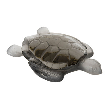 Turtle Sculpture - Gray