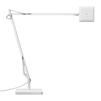 Flos - Lampe de Table Kelvin Edge - Blanc
