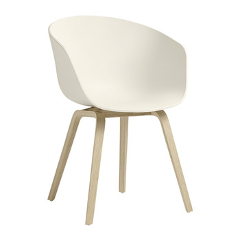 About A Chair AAC22 - Cream