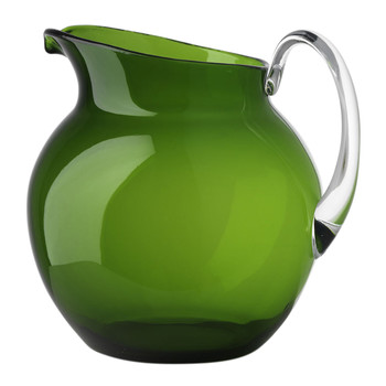 Palla Acrylic Pitcher - Green