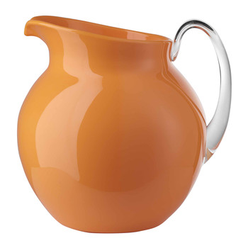 Palla Acrylic Pitcher - Orange