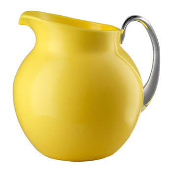 Palla Acrylic Pitcher - Yellow