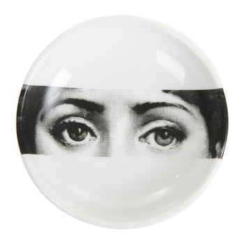 Tema e Variazioni Ashtray/Trinket Tray - No.32 - Black and White