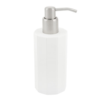 Crate Soap Dispenser - White