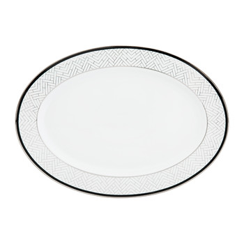 Addison Porcelain Oval Platter