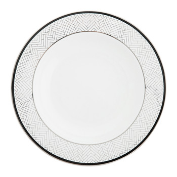 Addison Porcelain Soup Plate