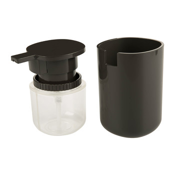 Birillo Liquid Soap Dispenser - Dark Grey