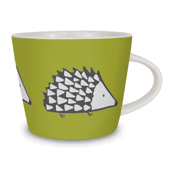Spike Mug - Lime Green