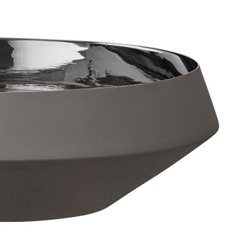 Lucea Trinket Bowl - Dark Grey