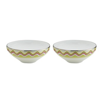 Margherita - Fruit Bowl - (Set of 2)
