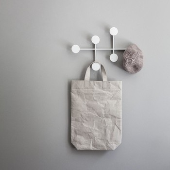 Afteroom Coat Hanger - White
